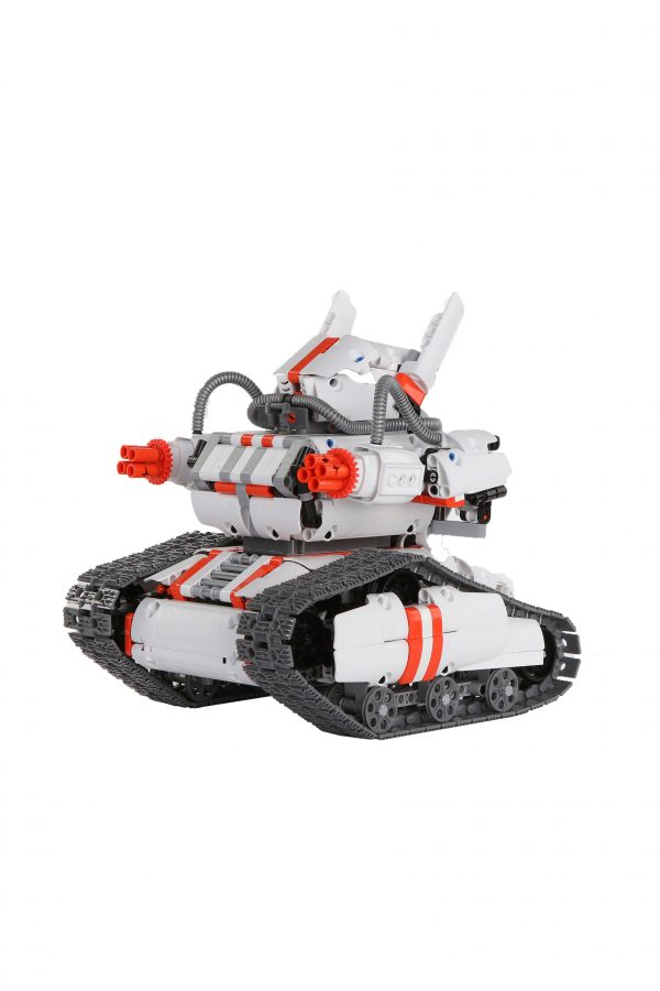 Mi Robot Builder Rover IT